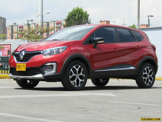 Renault Captur Intense 2000cc At Aa Ab Abs
