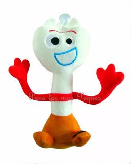 Toy Story 4 Peluches Woody, Buzz, Forky, Ducky, Jessie Y Mas