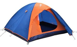 Barraca Camping Para 3 Pessoas Nautika Falcon Versátil