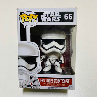 First Order Stormtrooper Funko Pop 66 Star Wars