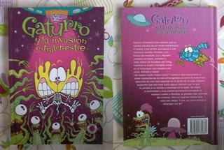 Libro Infantil - Gaturro Y La Invasión Extraterrestre