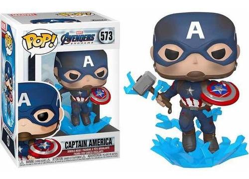 Funko Pop! Avengers Endgame Captain America 573