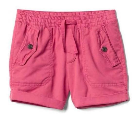 Bermuda Short Infantil Gap Roupa Menina Verão 12 Anos Origin