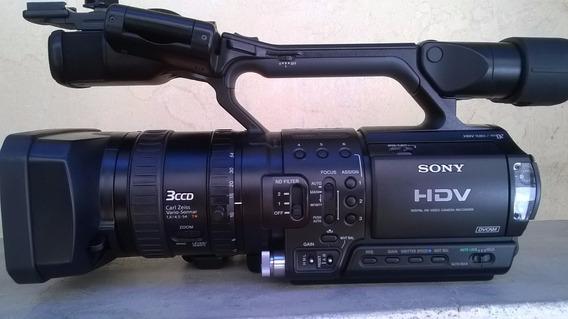 Filmadora Sony Z1u Menos De 100 Horas