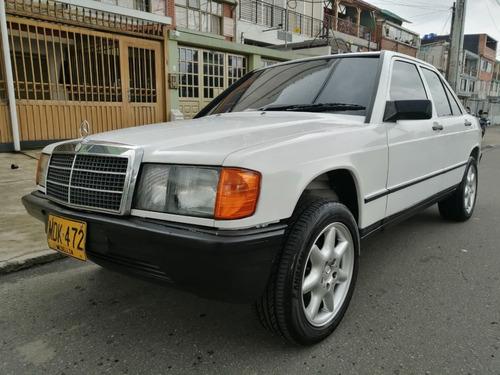 Mercedes-benz Clase E 2.0 190 E W201