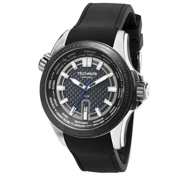 Relógio Technos Ts Carbon Masculino Analógico - 2115knt/8k