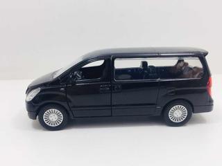 Van De Passageiro Furgao Miniatura 12 Cm Metal A Fricção