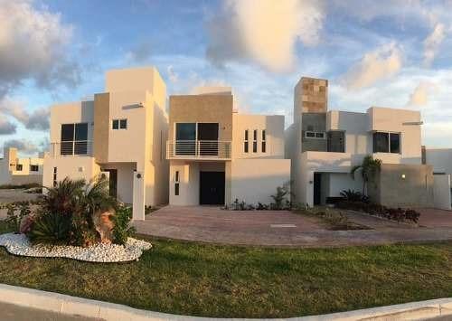 Preventa De Casas Residenciales En Poligono Sur De Cancun