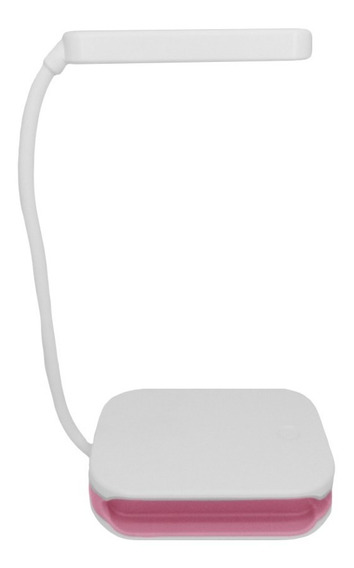 Lampara De Escritorio Portatil Flexible Luz Led Ml-001