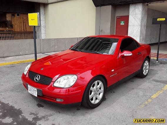 Mercedes Benz Clase Slk Slk - 230