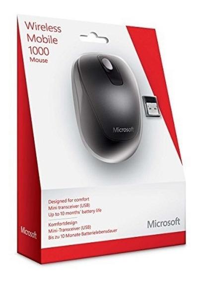 Mouse Microsoft Wireless Mobile 1000 - Usb - 100% Nuevo