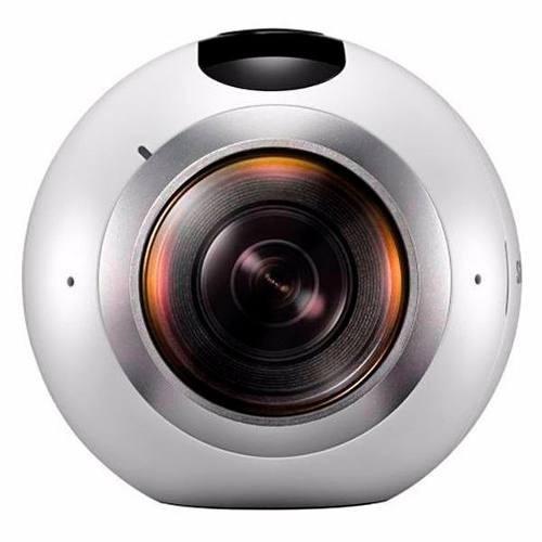 Samsung Gear 360º Camera Filmadora Sm-c200 25.9mp Wifi