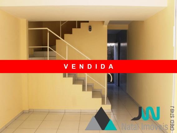 Venda De Casa Duplex Em São Gonçalo Do Amarante. - Ca00038 - 2713322