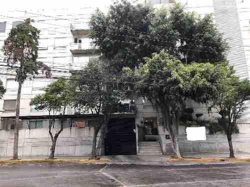 Increíble Departamento En Colonia Nápoles