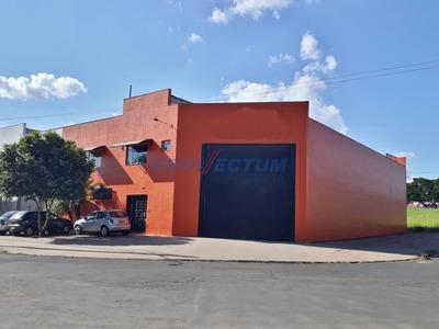 Barracão Para Aluguel Em Jardim América - Ba269261