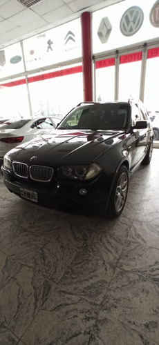 Bmw X3 3.0d Executive Steptronic 2008