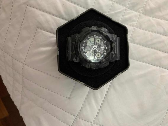 Relógio G-shock Ga-100cm-8a