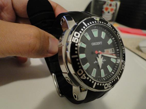 Relógio Masculino Automático - Orient - Scuba Diver