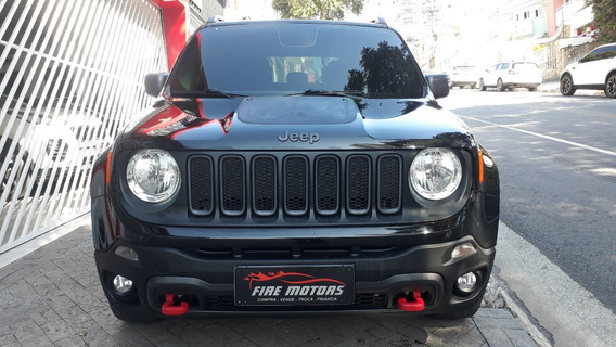Jeep Renegade 2.0 Turbo Diesel Trailhawk 2016 Baixo Km