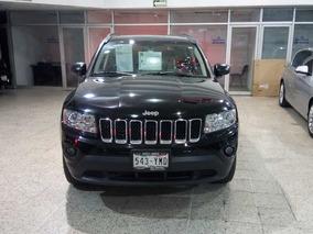 Jeep Compass Limited 4x2 Piel Quemacocos Factura Agencia