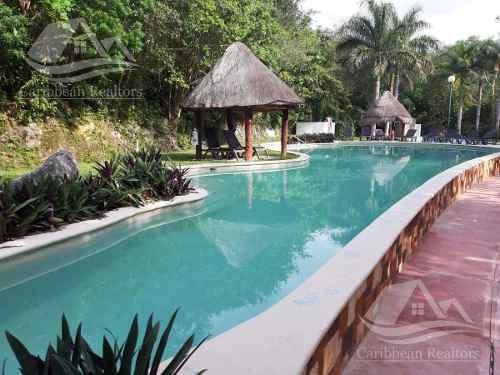 Casa En Venta En Puerto Morelos/riviera Maya