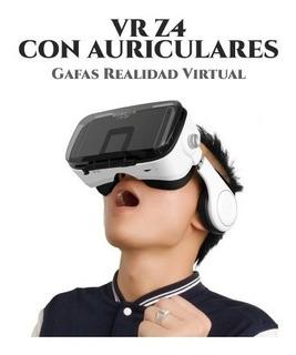 Gafas Vr Box Con Realidad Virtual 3d / Vr Shinecon Y Vr Z4