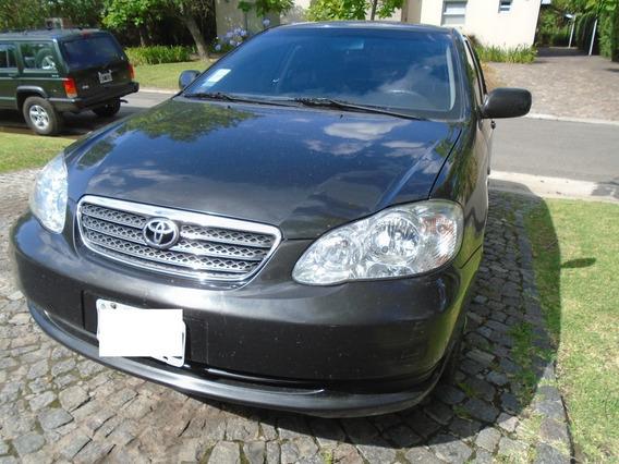 Toyota Corolla Xei Dueño Vendo 2005 Impecable
