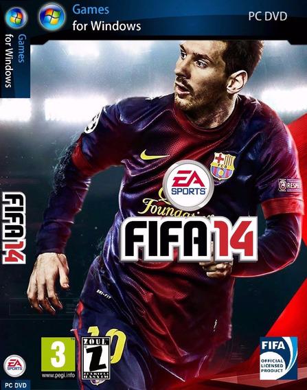 Fifa 14 Pc Envio Em 5 Minutos Original!!