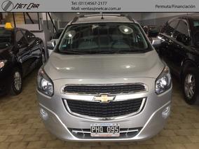 Chevrolet Spin 1.8 Ltz 7as 105cv