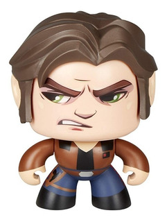 Hasbro Juguete Figura Accion Mighty Mugg Star Wars Han Solo