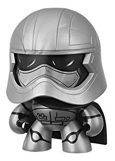 Figura Phasma Mighty Muggs Star Wars Regalo Dia Del Niño