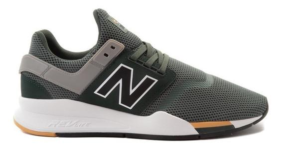 Tenis New Balance 247 V2 Atleticos Deportivos Hombre Comodos