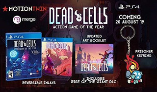 Celulas Muertas - Juego De Accion Del Año - Playstation 4