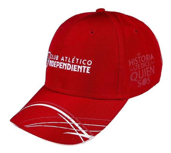 Gorra F1 Futbol C.a.i Oficial Club Atletico Independiente