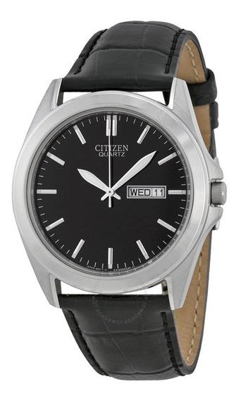 Reloj Citizen Bf0580-06e Con Correa De Piel