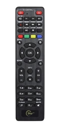Control Remoto Star Tv Decodificador