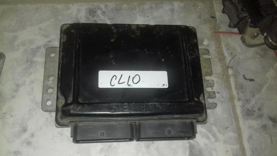 Módulo De Injeção Renault Clio (não Tem Code) Só Plugar