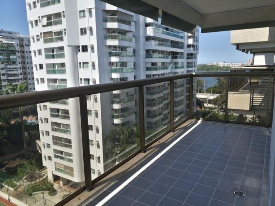 Apartamento Em Jacarepaguá, Rio De Janeiro/rj De 89m² 2 Quartos À Venda Por R$ 552.000,00 - Ap105072
