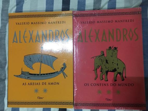 Kit Livros Aléxandros