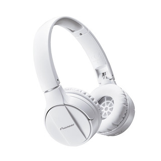 Auriculares Pioneer Blancos Inalambricos Se-mj553bt Bt