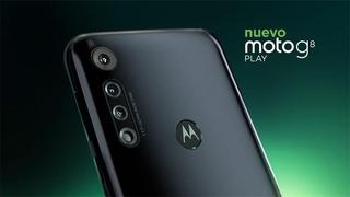 Motorola Xt2015 Moto G8 Play Celular 13,0mp. Ram 2.0gb/int.