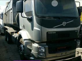 Volvo Vm 260 6x2 Caçamba Basculante Único Dono