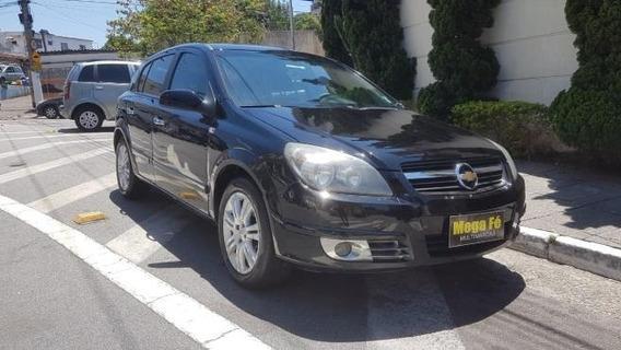 Chevrolet Vectra Gt 2.0 8v Flex Completo Preto 2008