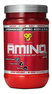Amino X Bsn X 435 Grs Aminoacido Ramificado Bcaa (oferta)