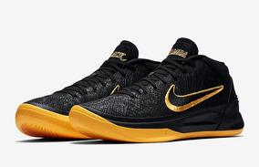 Tênis Nike Kobe Ad Black Mamba Basquete Nba Original
