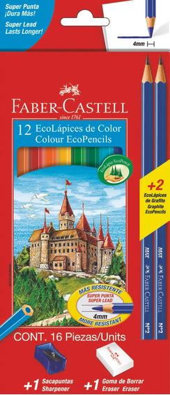 Kit Faber Castell Escolar
