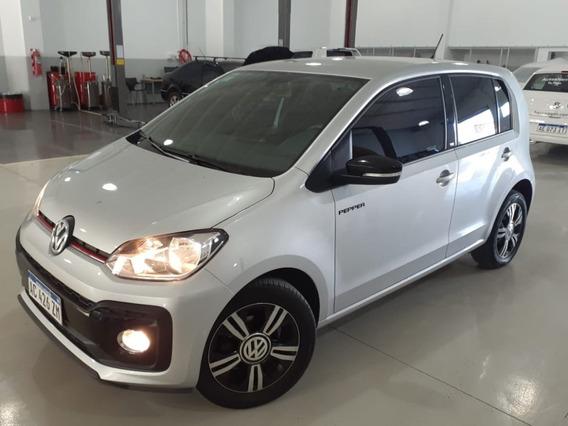 Volkswagen Up! Pepper Turbo! 2018! Impecable! Unico Dueño Ok