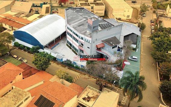 Prédio Para Venda, 2498 M² Por R$ 12.680.000,00 - Interlagos - São Paulo/sp - Pr0118