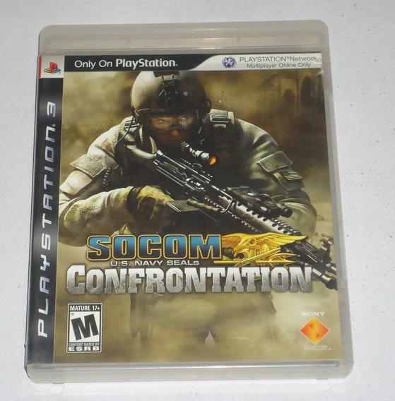 Socom Confrontation Ps3 ** Leia