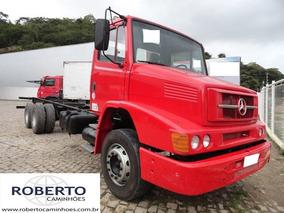 Mb 1620 Truck 6x2 Ano 2003 Motor Feito, Todo Revisado.